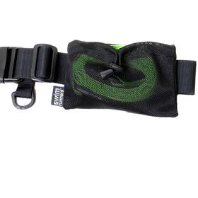 Swimrunners Pull Belt Bag, black